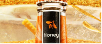 STRONGBOW HONEY - MẬT ONG